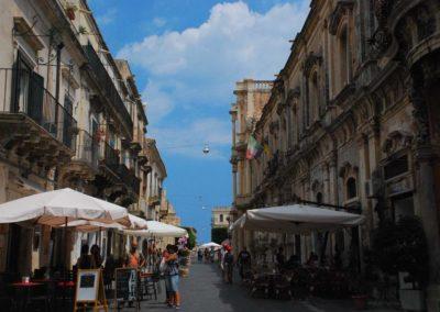 Corso Vittorio Emanuele - Noto